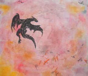 Dragonsky by Roberic