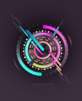 Circles by wane1
