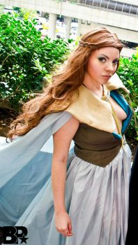 Game of Thrones Cosplay - Margaery Tyrell by Kapalaka
