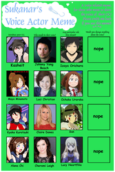 Voice Actor Meme by Cyberwing013