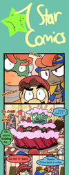 Seven Star Comics 81 by Loopy-Lupe