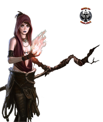 Morrigan Render 01 by PimplyPete