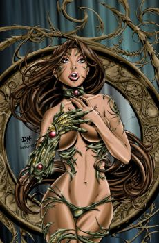Witchblade by JusticeCho