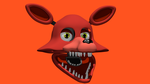 Withered Foxy Wip 3 by Bantranic