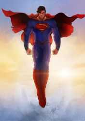 Superman by Future-Infinity