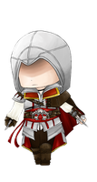 ezio by xwood-peckerx