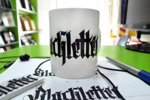 The Blackletter by 32-D3519N