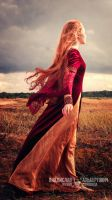 Girl stormbringer(color correction) by mylifesite