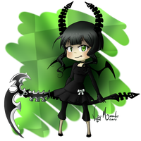 Chibi Dead Master by Vicky-Mionelei