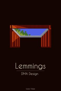 Lemmings by Isaac-Volpe
