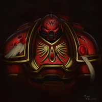 Blood Angel by teriopi