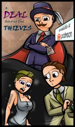 a Deal among the Thieves by TGedNathan