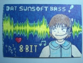 That Sunsoft Bass Addicted to my 8-bit Ears! by Rage-DSSViper-Sigma