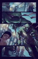 TMNT page 24 by saktiisback