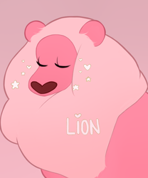 Lion by Omphi
