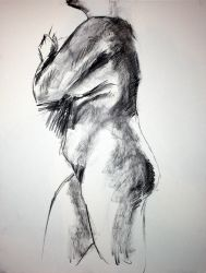 gesture study- 10 minutes by niobe-sign