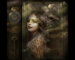 The truth is never far behind by JohndeLano