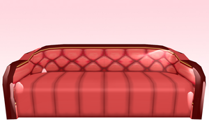 MMD Sofa -Updated- by amiamy111
