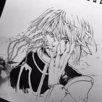 Kurapika by pixu-ru