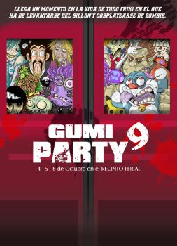 CARTEL GUMIPARTY 9 by lpspalmer
