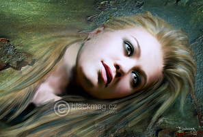 Kelly Clarkson PAINTING by perlaque