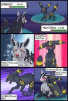 Mightyena vs Umbreon redux
