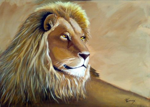 Lion by TimParmax