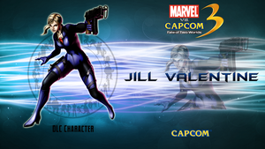 Marvel VS Capcom 3 Jill by CrossDominatriX5