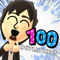 Miifoto #4 - 100th Deviation by MarioMinecraftMix