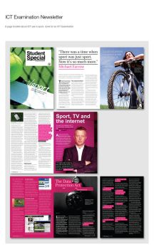 ICT and Sport by weyforth