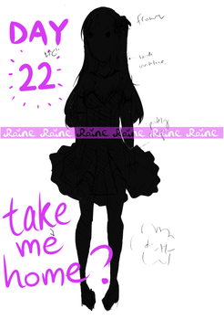 ADVENT CALENDAR ADOPTS #22 CUSTOM [$25/p] OPEN by rainbownote