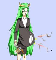 [Gift] Palutena (Suit) by Pacci-d