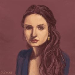 Portrait Study 5 by Riemea