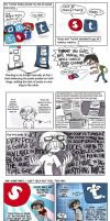 pros and cons of being a souper and a tumblrite by Chocoreaper