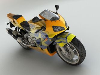 Honda CBR Final 1 by GaNNel