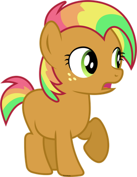 Rainbow Bab Seed vector by RuffiMutt