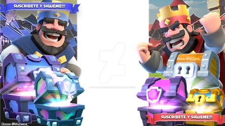 Overlay Clash Royale by @Mazahua_ by ExtasispsychedeliC