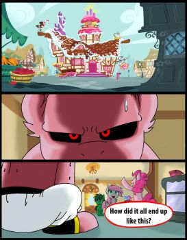 Pony Buu - page 1 by ArtyBeat