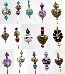 Hatpin Collection by Sundry-Art