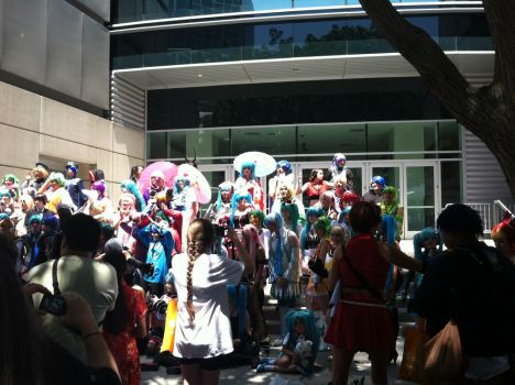 Anime Expo 2014: pic 26 by tessa4393