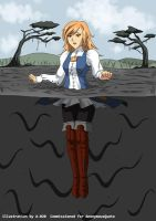 Refia Sinking in Quicksand 02 by A-020