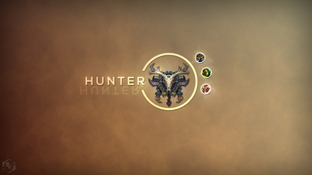 WoW: Hunter by Xael-Design