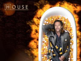 House MD Wallpaper 5 by RubyF95