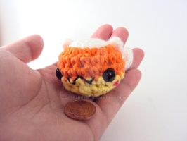 Halloween Line - Candy Corn Cat by altearithe