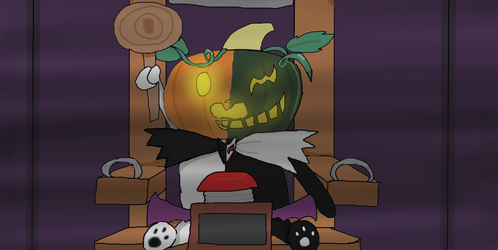 Jack O Kuma by Liepardmon555
