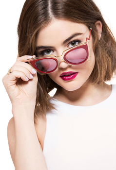 Lucy Hale PNG by christinadream
