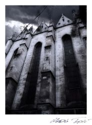zagreb chatedral by gilead