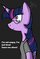 Just Tired by Serri765