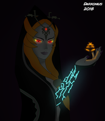 Twili Midna by Darkonius64
