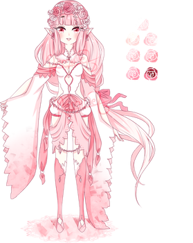 Pink Diamond Design Adopt *CLOSED* by Reminel